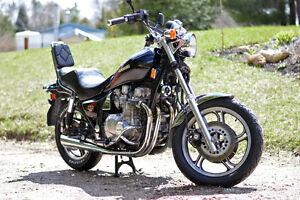 1984 Kawasaki ZN1100 LTD Near mint