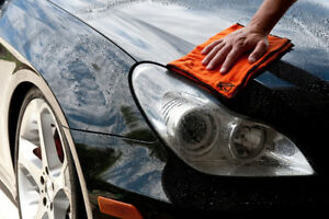 Cleaning & Detailing Services