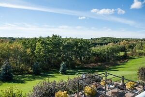 Luxury ACREAGE living with a VIEW