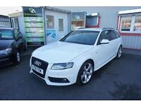 2011 AUDI A4 AVANT TDI S LINE BLACK EDITION ESTATE DIESEL