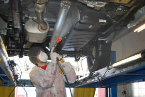 Offering Undercoating (Rust Proofing) at reasonable rates