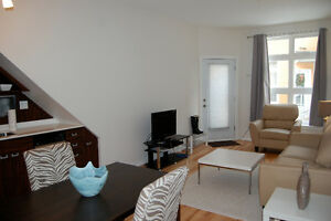 MODERN DOWNTOWN 1 BEDROOM FURNISHED CONDO
