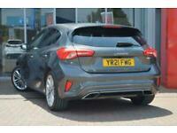 2021 Ford Focus 1.0 L EcoBoost Hybrid Vignale 5dr 6Spd 155PS Hatchback Petrol Ma