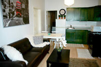 Furnished Panoramic Lakeview One Bdrm Upper Mission