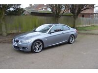 BMW 330i E92 Coupe M Sport Facelift 2010
