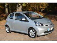 2008 TOYOTA AYGO 1.0 VVT i Platinum 3dr £20 A YEAR TAX 8000 MILES
