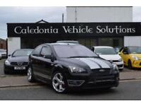 2008 08 FORD FOCUS 2.5 ST 500 3D 225 BHP ***LIMITED EDITION***