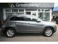 2012 MITSUBISHI ASX 3 LOW MILES GREAT VALUE HATCHBACK PETROL