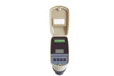 Ultrasonic Level Transmitter Ultrasonic Water Level Meter Gauge 0.3 Rs485 Led