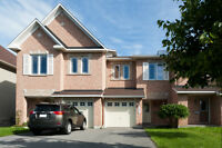 Quiet 3 bedroom town home steps away from park in Barrhaven