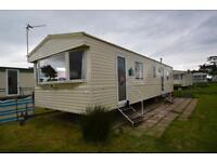 Static Caravan Winchelsea Sussex 2 Bedrooms 6 Berth ABI Sunrise 2009 Winchelsea