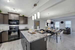 Just Reduced- No Condo Fees - New Townhome w. Detached Garage