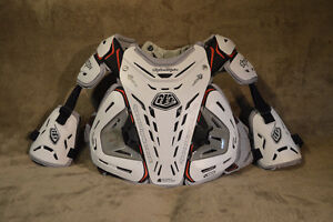 Troy Lee Designs Unused Armor