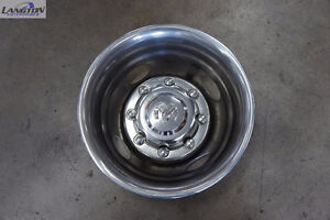 Dodge Ram Dually Rear Hub Cap / Wheel Liner 1998 1 Ton 3500