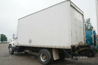High Volume Straight Van Bodies 24'
