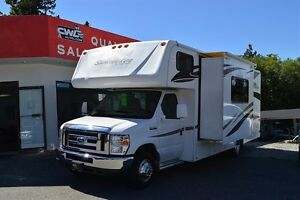Ford E-450 Forest River SunSeeker M-2450S 26' 2011