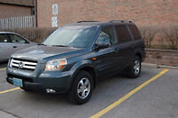 Fully loaded 2006 Honda Pilot