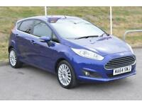 2014 FORD FIESTA 1.0 EcoBoost Titanium 5dr Powershift