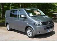 2015 VW TRANSPORTER 2.0 TDI 102PS Highline COMBI 6 SEATER ONLY 400 MILES