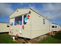 Static Caravan Dymchurch Kent 2 Bedrooms 6 Berth Delta Santana 2010 New Beach