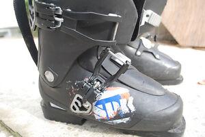 Ski Boots/Bottes Salomon SPK75 Gatineau Ottawa / Gatineau Area image 2