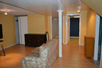 2 Bedroom basement apartment at Garden and Rossland in Whitby