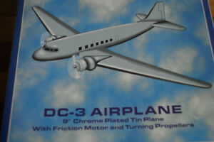 DC-3 Collector Airplane (Schylling Collector series)