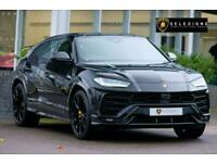 2019 Lamborghini Urus 4.0T FSI V8 5dr Auto - Akrapovic exhaust and Exter Estate