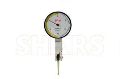 Shars .030 Dial Test Indicator .0005 New