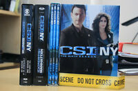 CSI New York Seasons 1-2-4-6