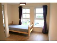 Double Bed Room to Let in Glasgow West End Short Term