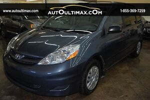 Toyota Sienna CE-7 Passagers 2008