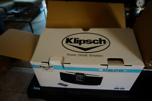 Klipsch Ipod player with remote