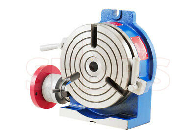 Shars 8 High Quality Horizontal Vertical Rotary Table Cert. New R