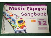 Teachers singing resource books and CDs. Assembly books. New. Music express etc