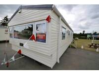 double glazed central heated 2 bed caravan - free uk delivery