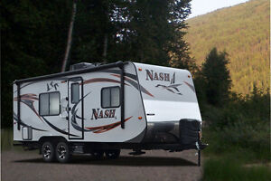 RV Storage for Canmore Resident