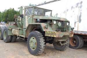 Army Truck with Winch