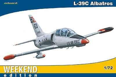 Used,  Eduard EDK7418 L-39C Albatros 1:72 Plastic Kit 8591437074181 for sale  Grand Rapids
