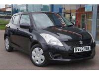 2013 SUZUKI SWIFT 1.2 SZ2 FANTASTIC FIRST CAR