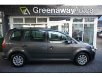 2011 VOLKSWAGEN TOURAN S TDI BLUEMOTION TECHNOLOGY 7 SEATER MPV DIESEL