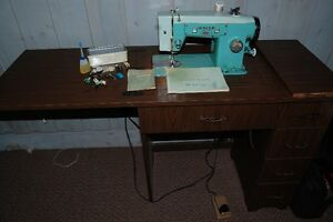 1967 White's Sewing Machine & Accessories