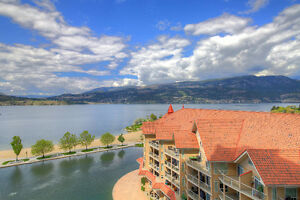 Sunset Waterfront Resort Downtown Kelowna Two Bedroom