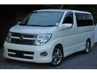 2008 (08) Nissan Elgrand Highway Star Leather Edition
