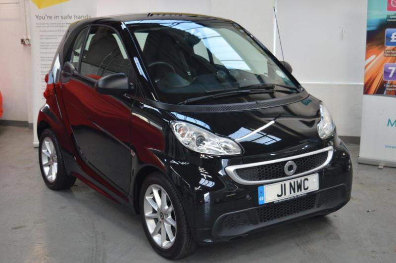 Smart Fortwo Coupe Pion Mhd 2dr Softouch Auto Low Mileage
