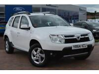 2014 DACIA DUSTER 1.5 dCi 110 Laureate 5dr 4X4