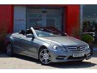 2013 MERCEDES-BENZ E CLASS E250 CDI BlueEFFICIENCY Sport 2dr Tip Auto