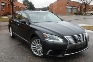 2013 Lexus LS 460 AWD LWB Executive Package