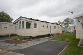Static Caravan Dymchurch Kent 3 Bedrooms 8 Berth Delta Destiny 2013 New Beach