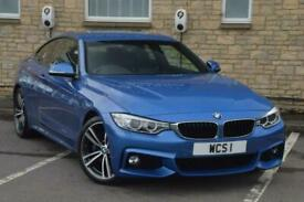 image for 2016 BMW 4 Series 2.0 430i M Sport Auto 2dr